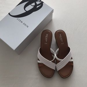 Nine West Beach House Sandal 8.5